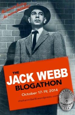 Jack Webb Blogathon VERT