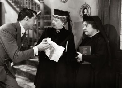 Arsenic and Old Lace)