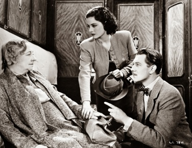 The Lady Vanishes 1