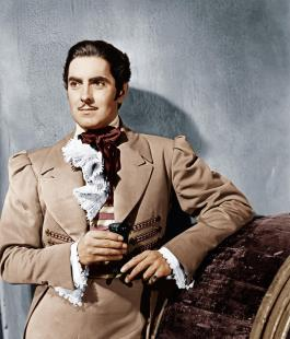 Image result for tyrone power don diego