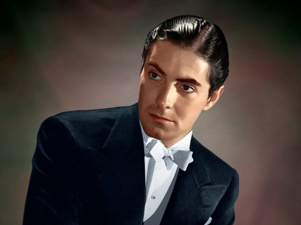 """Tyrone Power: Man, Myth and Movie Idol"" exhibit at The Hollywood Museum"