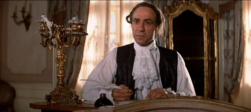F. Murray Abraham in AMADEUS (1984) – One Scene