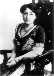 Alice Guy-Blaché - director