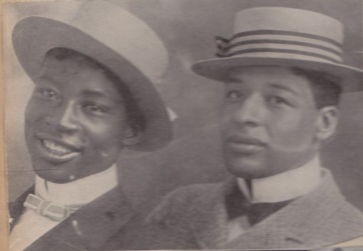 George Walker and Bert Williams