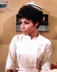 Diahann Carroll as TV's Julia