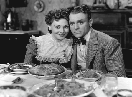 Jeanne and James Cagney
