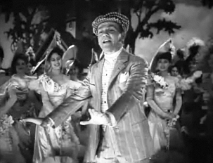 George M. Cohan and YANKEE DOODLE DANDY (1942)