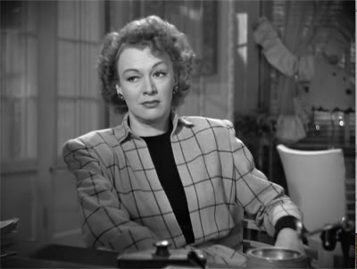 Eve Arden and 'The Ida Factor' in MILDRED PIERCE (1945)
