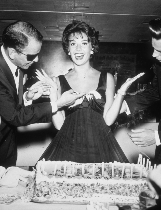 Natalie Wood Bithday Cake
