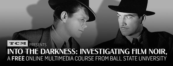 """Delving """"Into the Darkness"""" with #TCM #NoirSummer"""