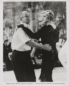 Dancing with Lemmon