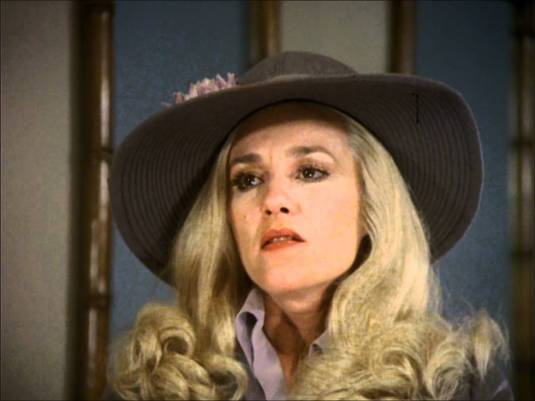 Mel Brooks' version of the 'Hitchcock Blonde' in High Anxiety is Madeline Kahn