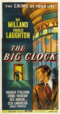 1948 The Big Clock Poster 1_Large
