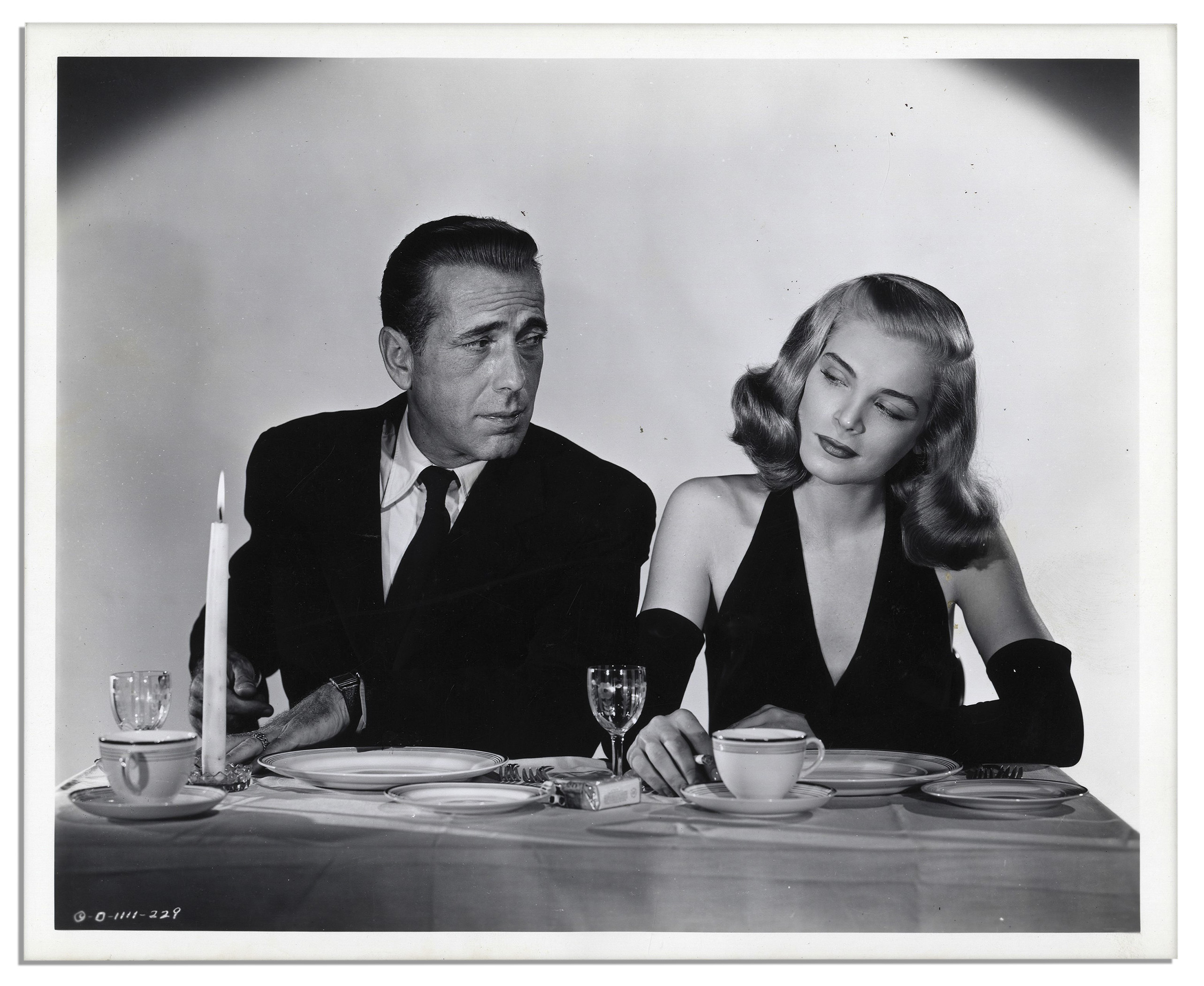 The Cinderella with the Husky Voice Owns Bogart in DEAD RECKONING (1947)