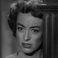 Joan Crawford is Queen of Catatonia in 1947