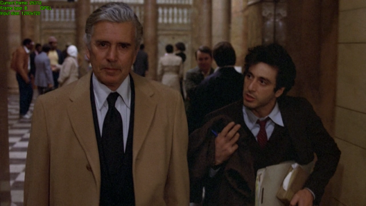 Forsythe and Pacino