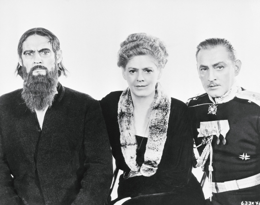 06 Oct 1944 --- 10/6/1944-: For the first time in theatrical history, the three Barrymores of contemporary times appeared together when the co-starred in the film,