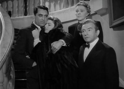 Grant, Bergman, Konstantin and Rains