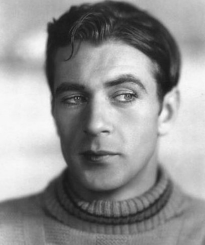 Tribute star for Capitolfest 14 - Gary Cooper