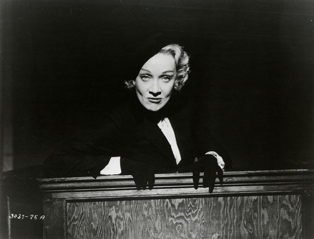 Essentials: Marlene Dietrich and WITNESS FOR THE PROSECUTION (1957)