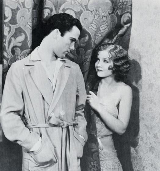 Buddy Rogers and Nancy Carroll in Illusion