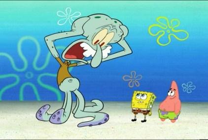 """Giant Squidward"""