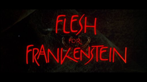 FLESH FOR FRANKENSTEIN (1973) – Once was too Much
