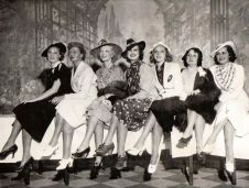Follies Girls Club 1930s
