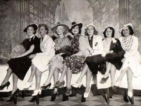 Follies Girls Club 1930s