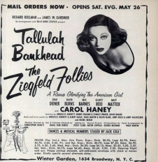 Tallulah Follies