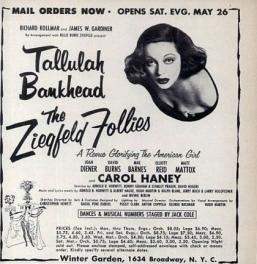 Tallulah Follies