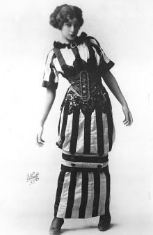 Fanny Brice, Follies 1910