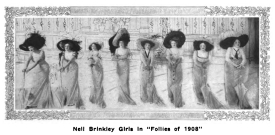 Nell Brinkley Girls - Follies of 1908