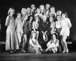 May 20, 1931 - Ziegfeld and the Follies Girls