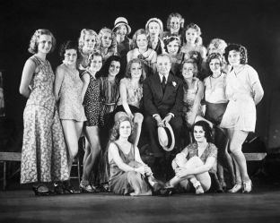 May 20, 1931 - Ziegfeld and the Follies Girls