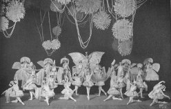 Lace Ballet 1922 Follies