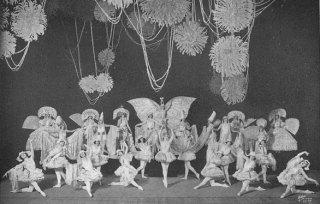 Lace Ballet 1922 Follies