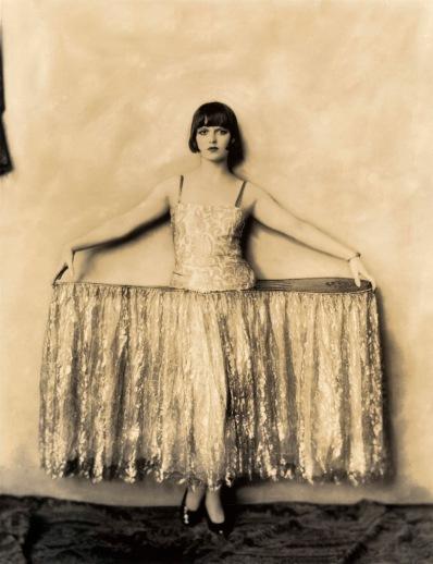 Louise Brooks c. 1925 Follies