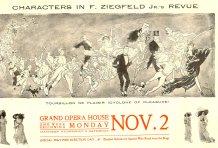 1908 Program Back Cover