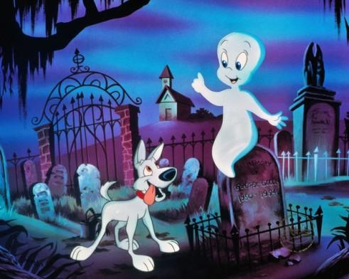 Casper and friend