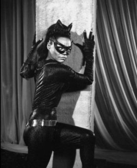 Eartha as Catwoman