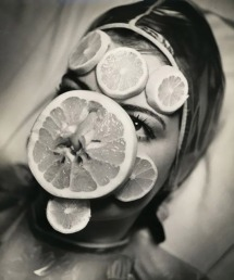 Fruit Mask from the 1930s