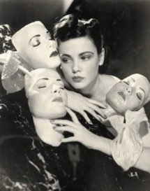 Gene Tierney and masks