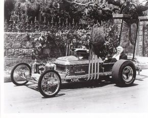 Grandpa's Coffin Car