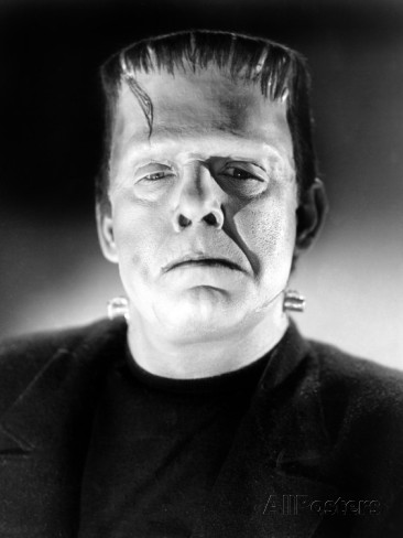 Lon Chaney, Jr. as The Monster