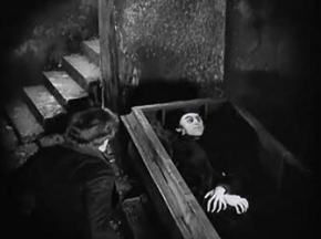 Nosferatu in Coffin