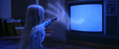 TV Ghost in Poltergeist