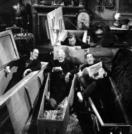 Rathbone, Price, Karloff, Lorre
