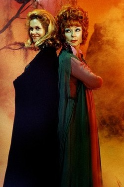 Mother and Daughter Witch