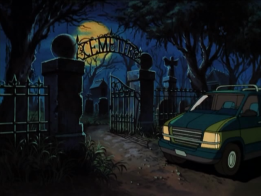 Scooby Doo on Zombie Land